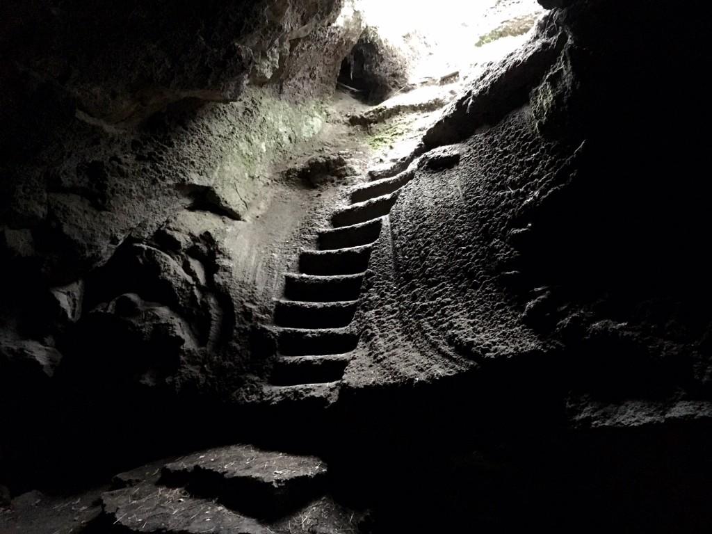 Grotta della neve (Sant'Alfio)